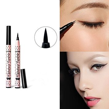 Gydoxy£¨TM£ Hot Black eye liner Makeup tools accessories Not Dizzy Waterproof Liquid Eyeliner Pencil best quality eyeliner to eye permanent