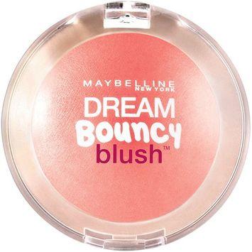 (4 Pack) Maybelline New York Dream Bouncy Blush, 0.19 Ounce (Peach Satin)