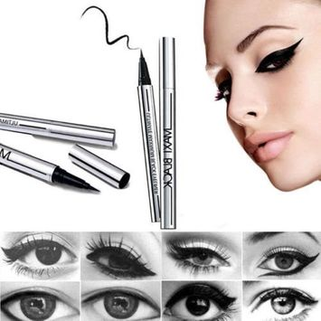 Gydoxy£¨TM£ 1 X NEWEST Women Ladies Extreme Black Eyeliner Waterproof Make Up Beauty Eye Liner Pencil Pen HOT Beauty Tool