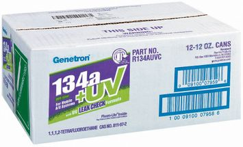Genetron 134a+Uv For Mobile A/C Systems