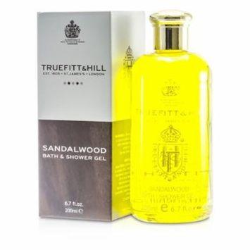 Sandalwood Bath & Shower Gel-200ml/6.7oz