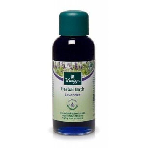 Kneipp Herbal Bath, Balancing, Lavender, 3.38 fl. oz. [Balancing, Lavender]