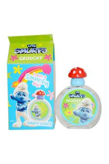First American Brands 'The Smurfs Grouchy' 1.7-ounce Eau De Toilette Spray (Tester)