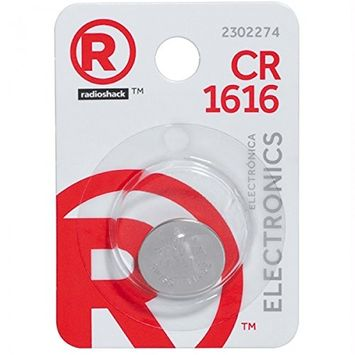 CR1616 3V/50mAh Lithium Coin Cell Battery