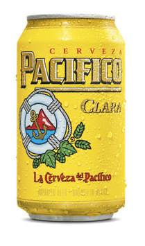 Pacifico Mexican Lager Import Beer