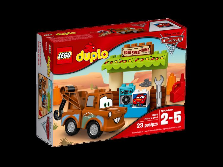 Lego Duplo Disneypixar Cars 3 Mater S Shed 10856 Reviews 2020