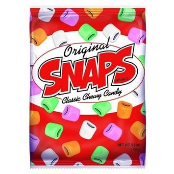 Original Snaps Classic Chewy Candy