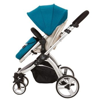 Elle Baby Journey Convertible Stroller - Teal