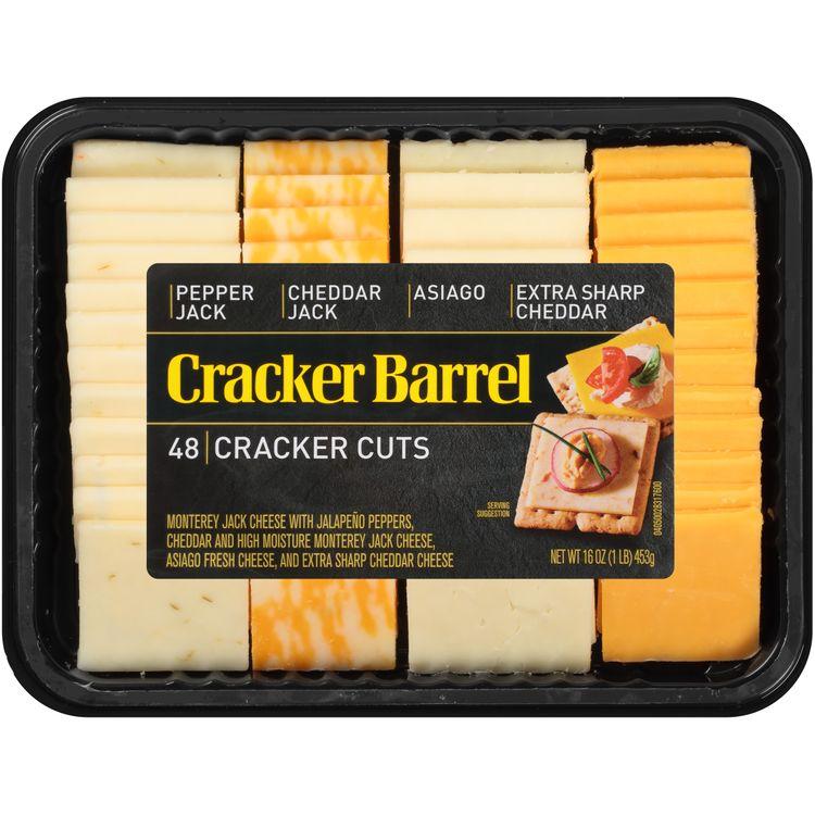 Cracker Barrel Cracker Cuts Party Tray
