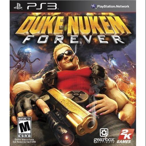 Duke Nukem Forever PS3 by PS3