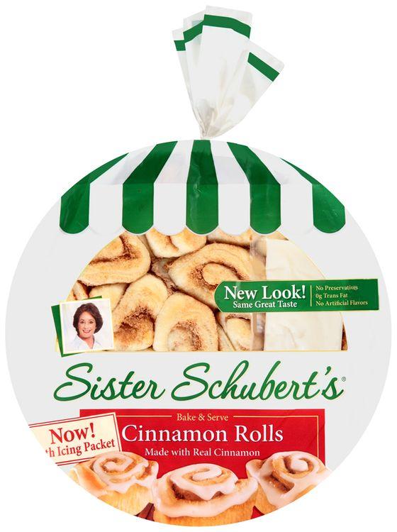 sister schubert's® cinnamon rolls