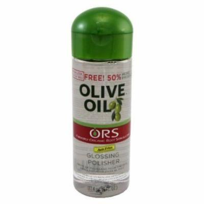 Organic Root Stimulator Olive Oil Glossing Polisher 6 oz. Bonus (Case of 6)