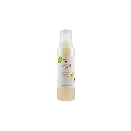 100% Pure Hydrating Body Wash Green Apple