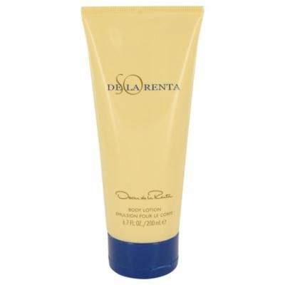 SO DE LA RENTA by Oscar de la Renta - Women - Body Lotion 6.7 oz
