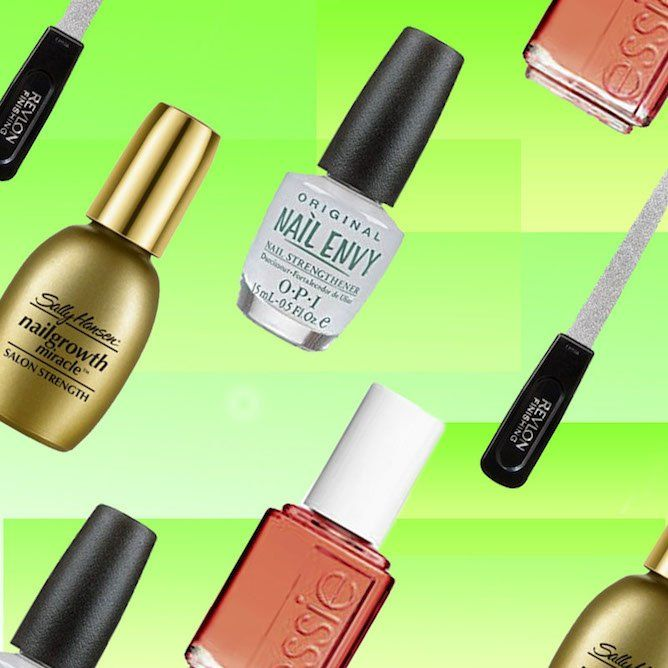 The Products You Need to Get Healthy Nails