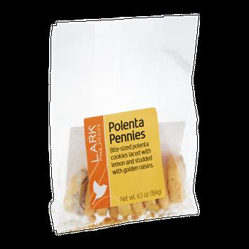 Lark Fine Foods Polenta Pennies Cookies
