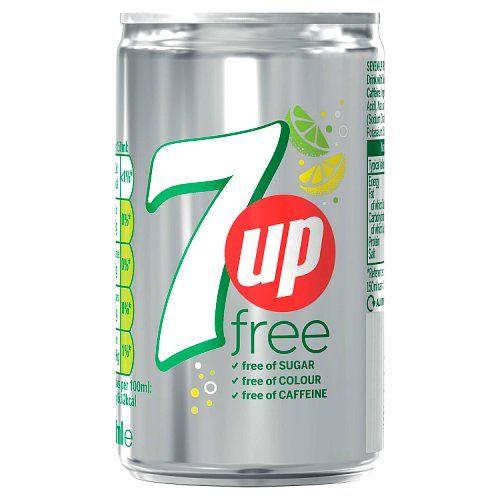 7UP Free Soda