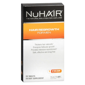 NuHair Hair Regrowth for Men