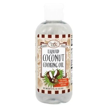 Liquid Coconut Oil FunFresh 12 oz Liquid