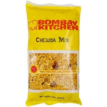 Bombay Kitchen Chewda Mix, 12-Ounce (Pack of 10)