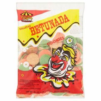 Payaso Betunada Cookies, 21 oz
