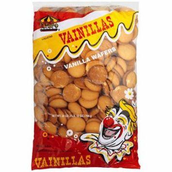 Payaso Vanilla Wafers, 28 oz