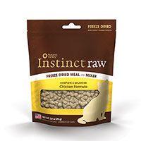 Nature's Variety Instinct Freeze Dried Raw Chicken 3 oz