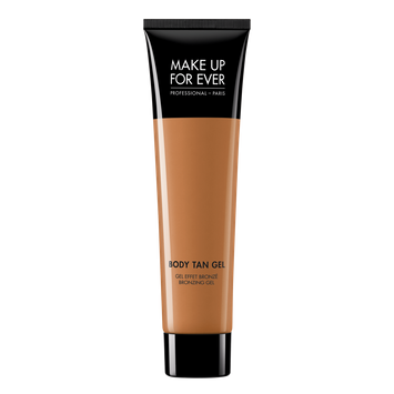 MAKE UP FOR EVER Body Tan Gel Tanned Effect Gel