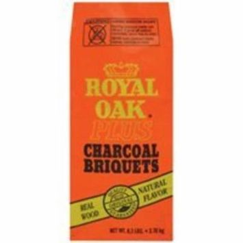 8.3Lb Can Charcoal Briquets Royal Crest Charcoal and Lighters 192-229-172