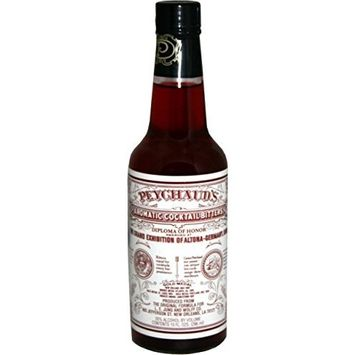 Peychaud's Peychauds Aromatic Cocktail Bitters: 5 oz