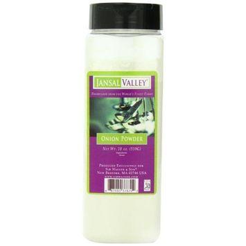 Jansal Valley Onion Powder, 18 Ounce