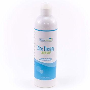 DermaHarmony 2% Pyrithione Zinc (ZnP) Liquid Castile Soap