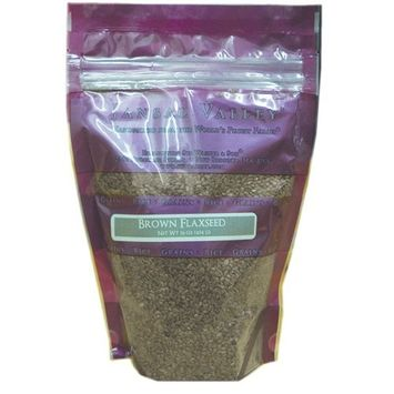 Jansal Valley Brown Flaxseed, 16 Ounce