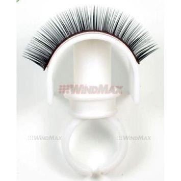 US Seller 2 Pieces Wonder Lash Signature Eyelash Extension Glue Ring with Eyelash Pallet Set