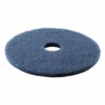 Boardwalk Standard 17-Inch Diameter Scrubbing Floor Pads, Blue PAD 4017 BLU