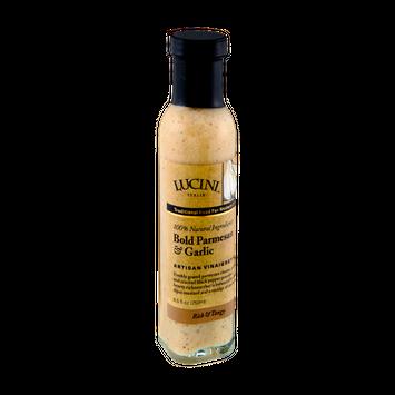 Lucini Italia Bold Parmesan & Garlic Artisan Vinaigrette