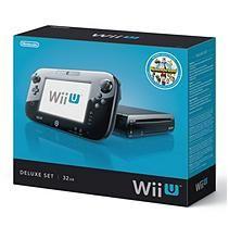 Wii U 32GB Black Deluxe Console Ultimate GamingBundle