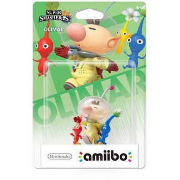 Nintendo Amiibo Pikmin & Olimar by Wii U
