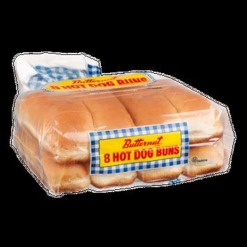 Butternut Hot Dog Buns - 8 CT