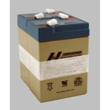 Replacement for IMPACT MEDICAL CORP 305GR SUCTION PUMP BATTERY