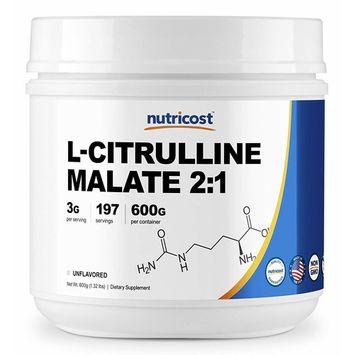 Nutricost L-Citrulline Malate (2:1) Powder