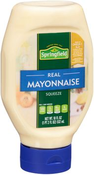 Springfield® Real Mayonnaise