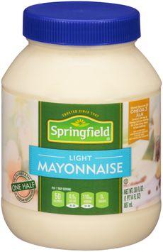 Springfield® Light Mayonnaise