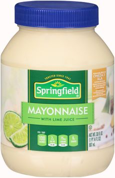 Springfield® Mayonnaise with Lime Juice
