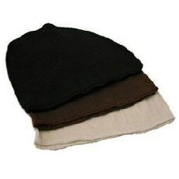 Wig Cap Cotton (pack of 3) - CREME