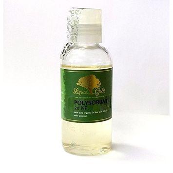 4 oz Premium Liquid Gold Polysorbate 20 T MAZ 20 TWEEN 20 Solubilizer for Oils