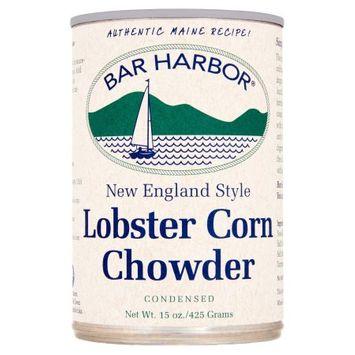 Bar Harbor Foods Bar Harbor, Soup Chwdr Lbstr; Corn, 15 Oz (Pack Of 6)