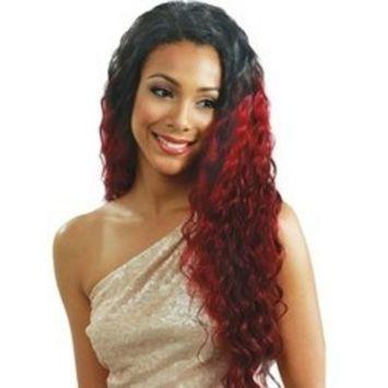 Bobbi Boss BonEla Brazilian Natural Unprocessed Hair AUSSIE WAVE 18