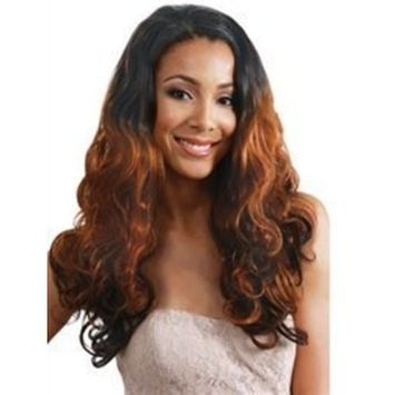 Bobbi Boss BonEla Brazilian Natural Unprocessed Hair BODY WAVE 12