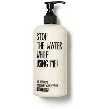 Stop The Water While Using Me! - All Natural / Vegan Rosemary Grapefruit Conditioner